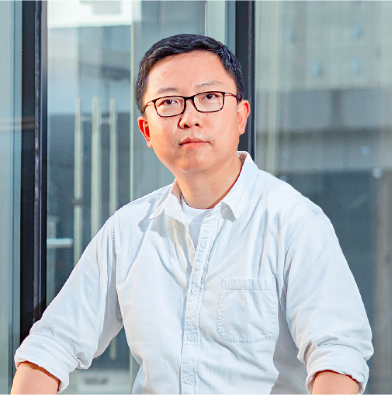 Kevin Kaichuan He Founder & CEO at DeepMotion