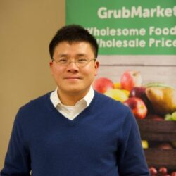 Mike Xu CEO, Founder and President at GrubMarket Inc.