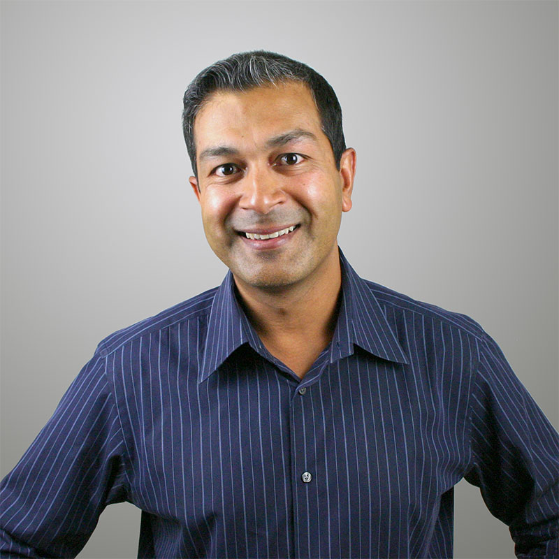 P.J. Gunsagar Co-Founder & CEO at Kidaptive